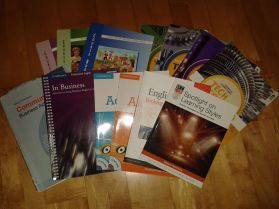 photo of books MJR